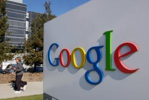Google headquarters in California. The firm sacked James Damore over a memo