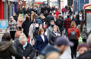 It is hoped that the voucher scheme will provide a much needed boost to the Northern Ireland high street