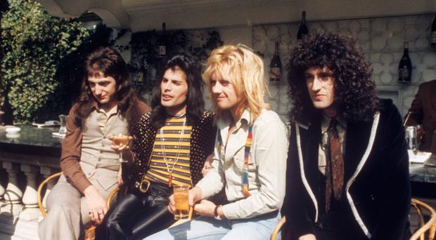 Rock band Queen (Archive/PA)