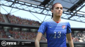 Will women be rated on the same system as the male players or will there be a new system?
