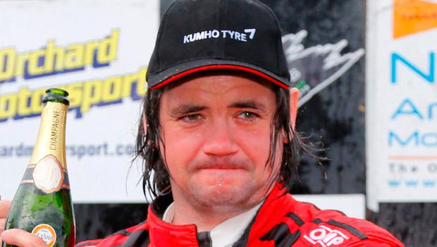 Out for the craic: Garry Jennings