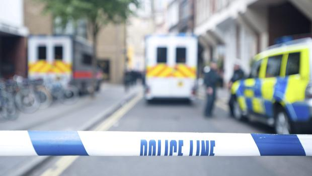 """A woman who was tied up and dumped in a bath by a gang of men who broke into her Co Antrim home before fleeing with jewellery - including a new engagement ring - has hit out at the """"scum"""" who attacked her"""