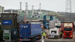 The Irish Government has dismissed reports that the EU could block goods entering Northern Ireland from the rest of the UK (Brian Lawless/PA)