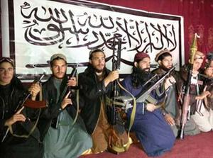 This photo released in a statement by the Pakistani Taliban on Wednesday, Dec. 17, 2014 shows the Taliban fighters who stormed a military-run school in Peshawar, Pakistan on Tuesday, killing more than 140 people, most of them children. In an email on Wednesday, the Pakistani Taliban spokesman Mohammad Khurasani claimed the attack was justified because the Pakistani army has allegedly long been killing innocent children and families of their fighters. (AP Photo/Pakistani Taliban handout)