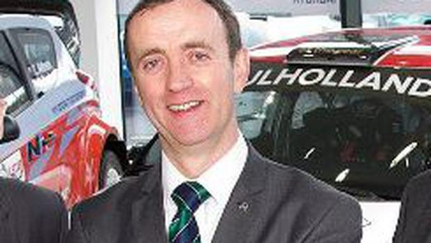 John Mulholland, who passed away on Saturday aged 55