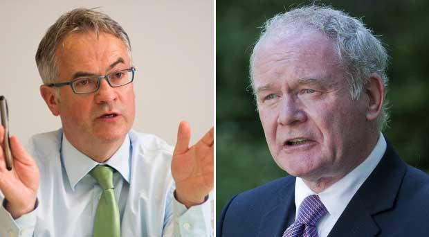 SDLP's Alex Attwood rejects Sinn Fein offer of electoral pact