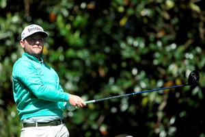AUGUSTA, GEORGIA - APRIL 07:  Branden Grace of South Africa plays a shot during the first round of the 2016 Masters Tournament at Augusta National Golf Club on April 7, 2016 in Augusta, Georgia.  (Photo by Andrew Redington/Getty Images)
