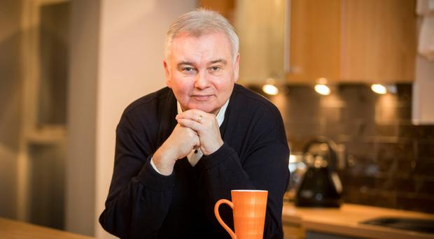 Eamonn Holmes at his home in Belfast. Picture by Liam McBurney/RAZORPIX