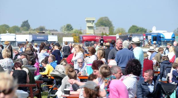 Day two, Balmoral Show 2017, in partnership with Ulster Bank, at Balmoral Park. Crowds of people enjoy the sun at the show. Picture by Jonathan Porter/PressEye.com