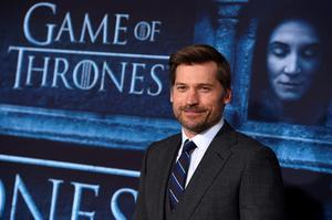 """Nikolaj Coster-Waldau attends the season six premiere of  """"Game Of Thrones"""" at TCL Chinese Theatre on Sunday, April 10, 2016, in Los Angeles. (Photo by Jordan Strauss/Invision/AP)"""