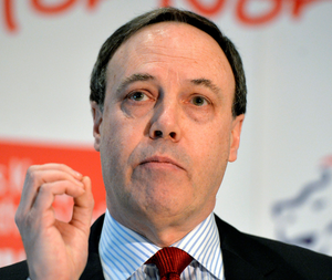 Nigel Dodds is the sitting MP for North Belfast