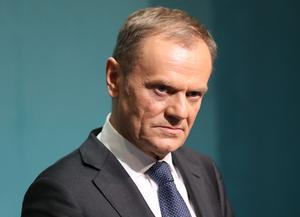 Donald Tusk has warned there can be no progress without new proposals from the UK (Niall Carson/PA)