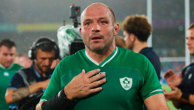 Former Ulster and Ireland captain Rory Best.