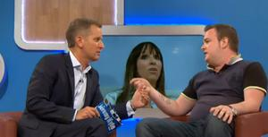 William and Madeline Mcglinchey on Jeremy Kyle show