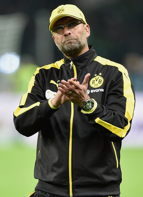 Juergen Klopp is favourite to take over from Brendan Rodgers