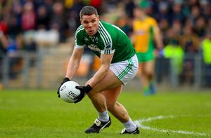 Fascinating journey: Kevin Cassidy on duty for his beloved Gaoth Dobhair