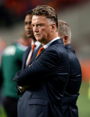 Louis van Gaal will take over at Manchester United after the World Cup. (Photo by Scott Heavey/Getty Images)