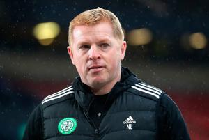 Celtic manager Neil Lennon has come under criticism from sections of the club's support this season.