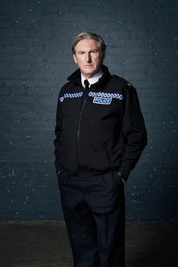 Superintendent Ted Hastings (ADRIAN DUNBAR) - (C) World Productions - Photographer: Steffan Hill