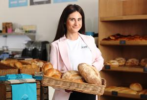 Carina Lepore secured Lord Sugar's investment after winning The Apprentice in 2019 (Dough Bakehouse/PA)