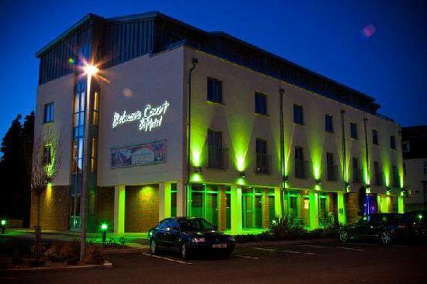 10. Belmore Court & Motel, Enniskillen. Rating 89.59. Avg room rate £77