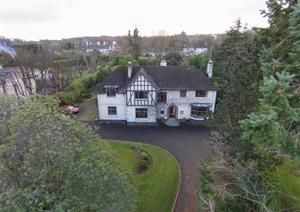 """No 24: Derryhale, 17 Clanbrassil Road, Cultra, Holywood, County Down, BT18 0AR. Offers over £895,000 Built in the mid 1920's """"Derryhale"""" is a substantial gentleman's residence sitting in c. 1 acre of mature and private parkland gardens right in the heart of Cultra."""