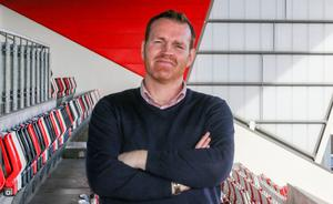 Ulster Rugby chief executive Jonny Petrie