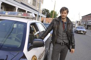 Jamie Dornan as Sheriff Graham from Once Upon A Time