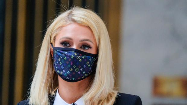 Paris Hilton, who has spoken out about the abuses she said she experienced at Provo Canyon School, was an advocate for the new law (Leah Hogsten/The Salt Lake Tribune via AP)