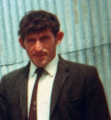 Tommy Armstrong shot dead by the UVF in Boyles Bar Cappagh Co Tyrone.