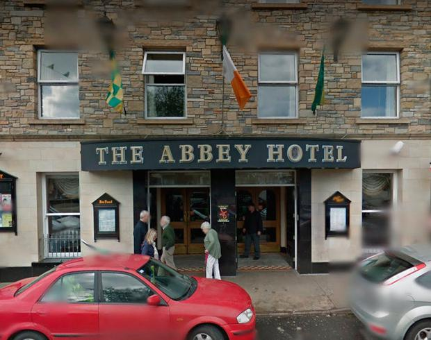 Abbey Hotel Donegal - Credit: Google Streetview