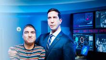 Nick Mohammed as Joseph and David Schwimmer as Jerry