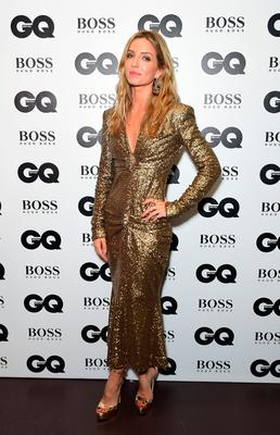 Annabelle Wallis during the GQ Men of the Year Awards 2017 held at the Tate Modern, London. PRESS ASSOCIATION Photo. Picture date: Tueday September 5th, 2017. Photo credit should read: Ian West/PA Wire