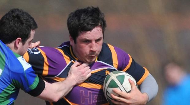 Experienced: Paddy Bell returns for Instonians