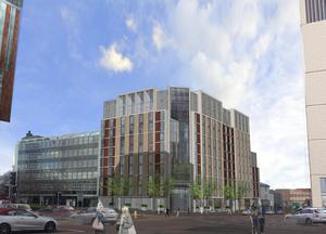 What the new student development at York Street could look like
