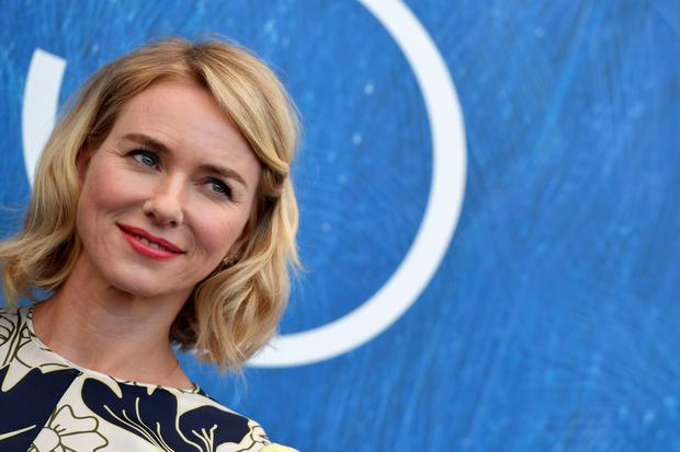 "Actress Naomi Watts attends the photocall of the movie ""The Bleeder"" presented out of competition at the 73rd Venice Film Festival on September 2, 2016 at Venice Lido.TIZIANA FABI/AFP/Getty Images"