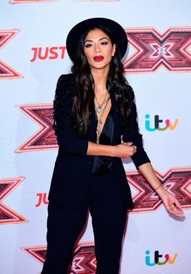 Nicole Scherzinger attending the X Factor Press Launch held at Picturehouse Central, London. Ian West/PA Wire