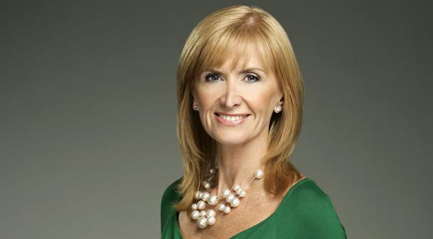Jackie Bird has presenting her final Reporting Scotland programme (Martin McCreadie/BBC/PA)