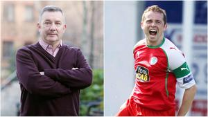 Former Cliftonville and Glentoran boss Eddie Patterson and Reds legend Chris Scannell have been speaking about their experiences on the coronavirus front line.
