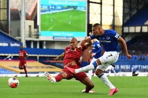 Richarlison was the first to threaten (PA)