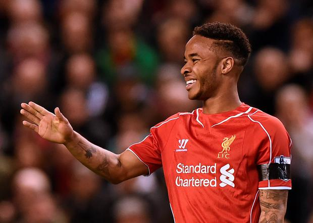 Raheem Sterling will be subject to an internal investigation at Anfield