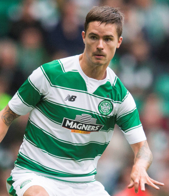 Pillar: Celtic are keen to offer Mikael Lustig another contract