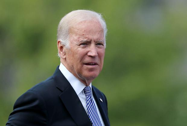 US President Joe Biden has been vocal in his support of the Good Friday Agreement (Niall Carson/PA)