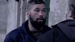 Former boxer Tony Bellew was among the last six recruits in the final episode (Channel 4).