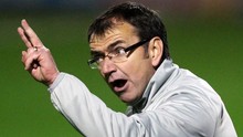 Fond memories: Pat Fenlon says his spell at Linfield was the best time of his career as a footballer. Photo: Lynne Cameron/PA