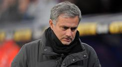 Jose Mourinho wants to return to England