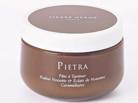 <b>1. Pierre Hermé Praliné Noisette</b><br/> £15, pierreherme.com <br/> A chocolate and hazelnut spread of almost obscene creaminess. Terrific on croissants – or anywhere else you'd care to spread it on the 14th.