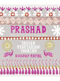 <b>1. Prashad by Kaushy Patel</b><br/> £20, Saltyard Books <br/> Having starred in Gordon Ramsay's Best Restaurant TV show, the Patels have produced a cookbook sharing the secrets of their small Bradford restaurant.