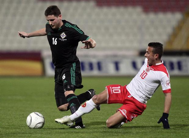 Malta 0 Northern Ireland 0