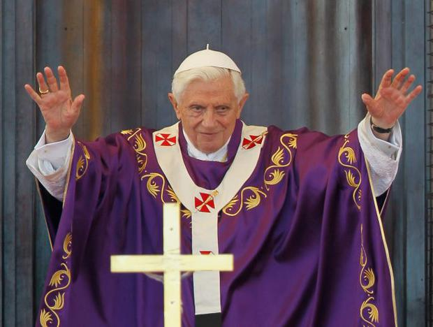 Pope Benedict XVI has announced that he is to resign on February 28, 2013.
